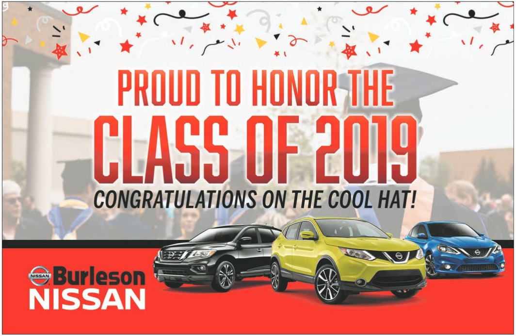 Nissan Of Burleson >> Congratulation On The Cool Hat In Burleson Tx Auto Dealerships